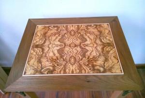 Крышка ясеневого стола